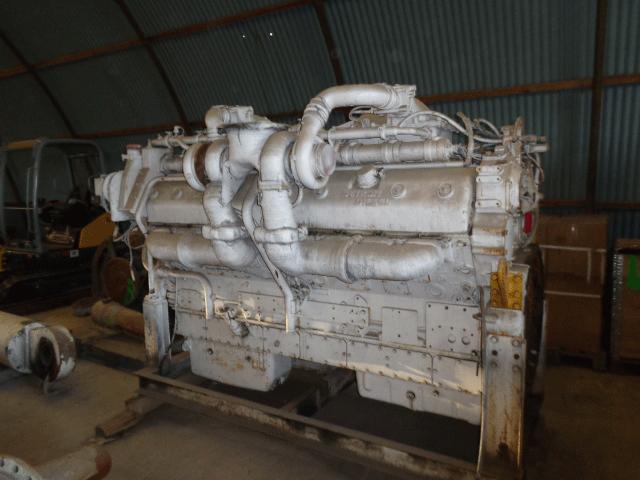 Двигатель GM DETROIT 16V149 TIDDEC